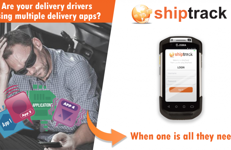 Delivery Driver Integrated App