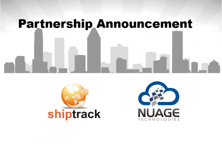 Nuage Technologies Becomes ShipTrack Partner