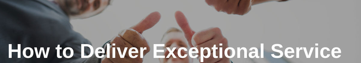 How to Deliver Exceptional Service in Boost Your Delivery Express Service