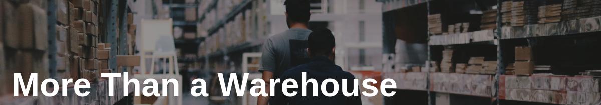 More Than a Warehouse in Logistics Platforms in Parcel Tracking