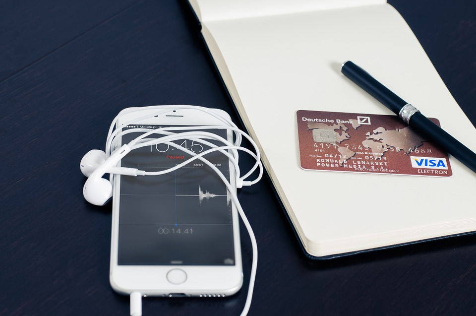 online shopping visa