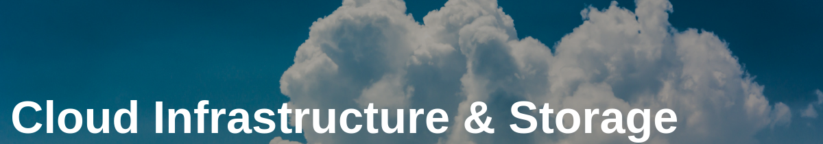 Cloud Logistics Infrastructure