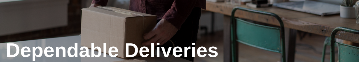 Dependable Deliveries in Grocery Delivery Express and How We Shop