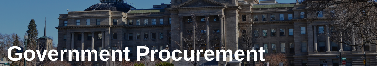Government Procurement in Mail Tracking and its Role in Government