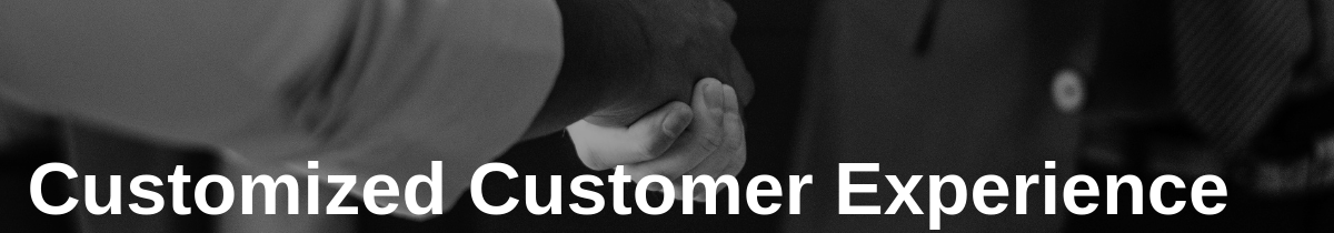 Customized Customer Experience in Tracking Improves Visibility