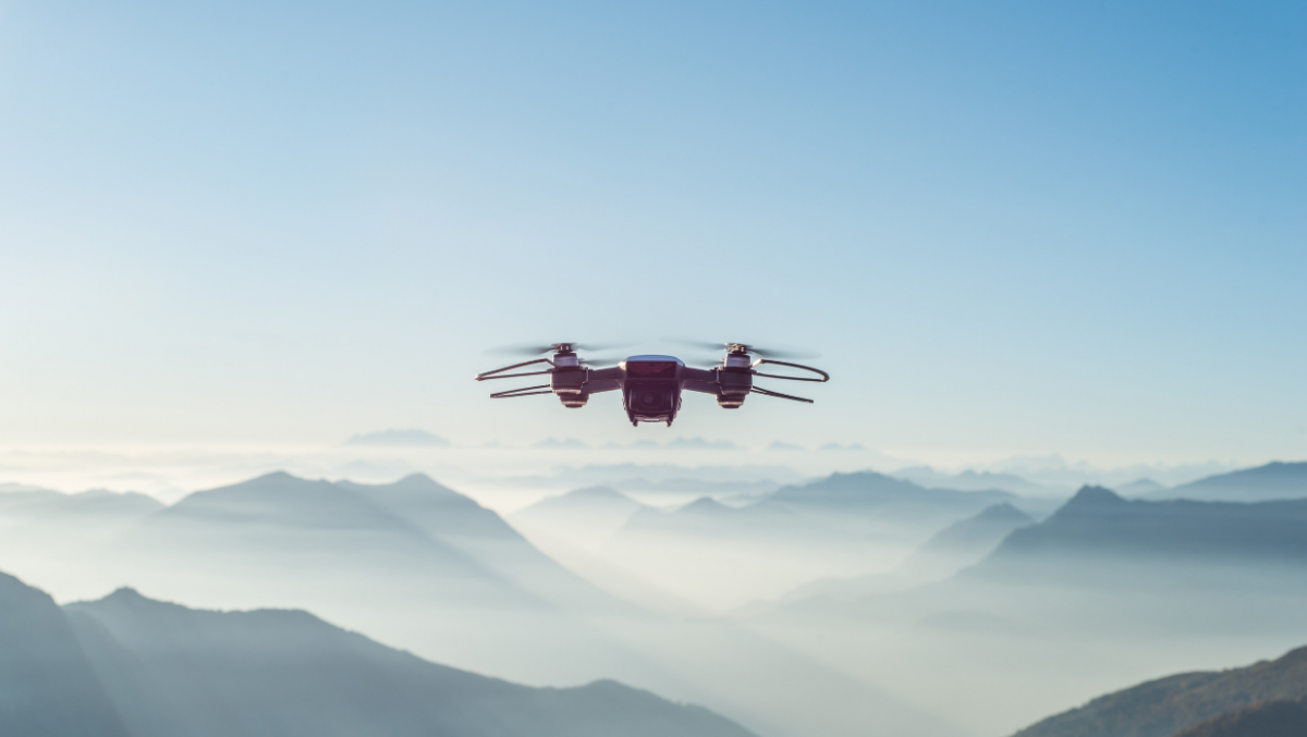 Drone Delivery is Made Possible With Fog Computing