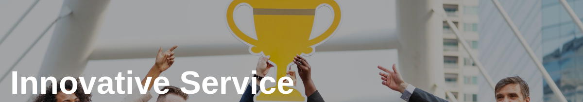 Innovative Service in Measuring Delivery Success