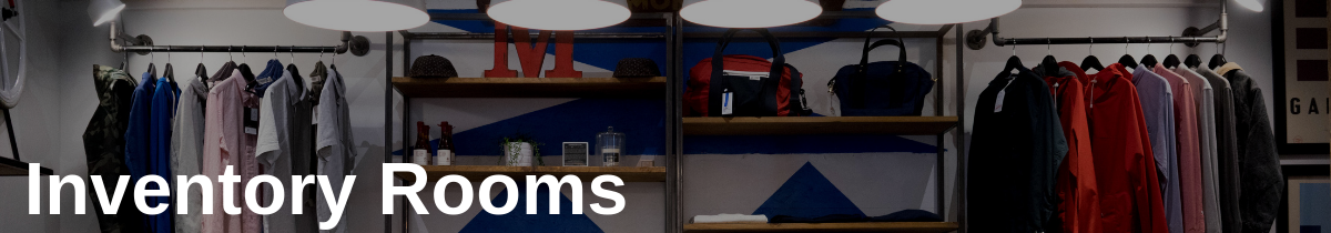 Inventory Rooms in Top 5 Chain of Custody Blind Spots