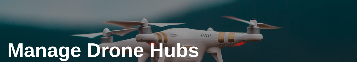 Manage Drone Hubs in Drone Delivery is Made Possible With Fog Computing