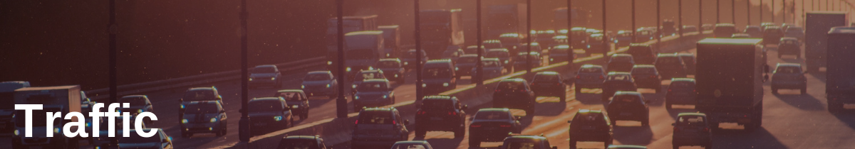Traffic in 10 Common Causes Of Delayed Deliveries