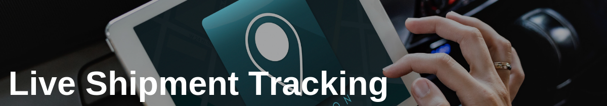 Live Shipment Tracking in Delivery Software