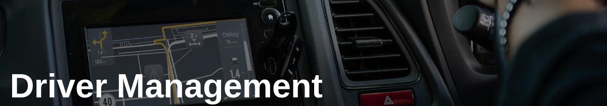 Driver Management for Home Deliveries