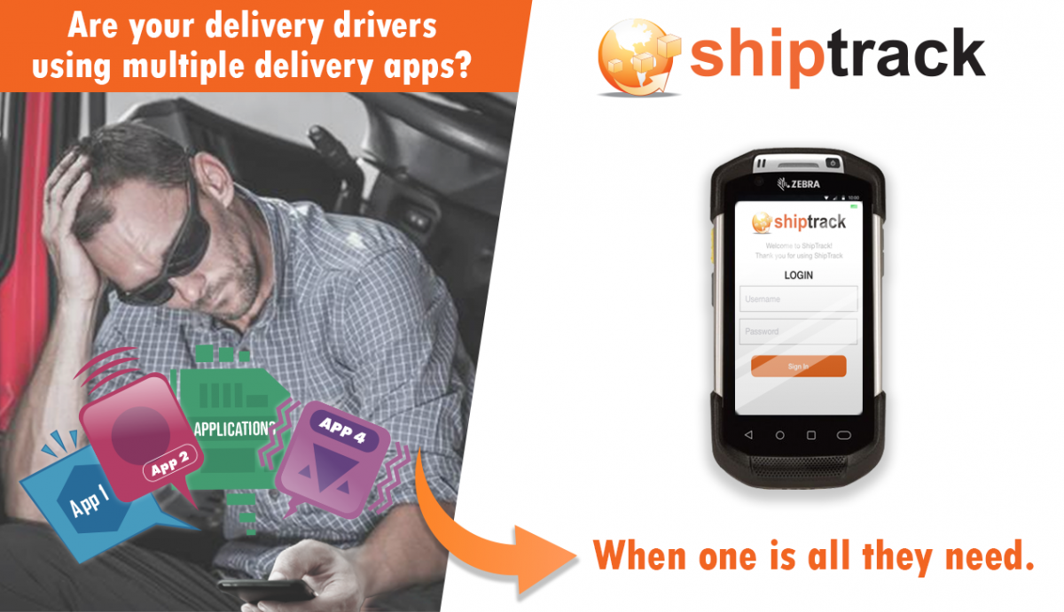 Reduce Delivery Driver Workload With A Single Integrated App