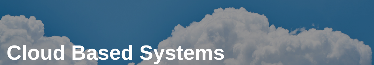 Cloud Based Systems in Canadian Courier Software