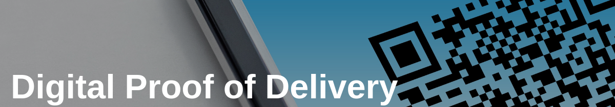 Digital Proof of Delivery in Canadian Courier Software