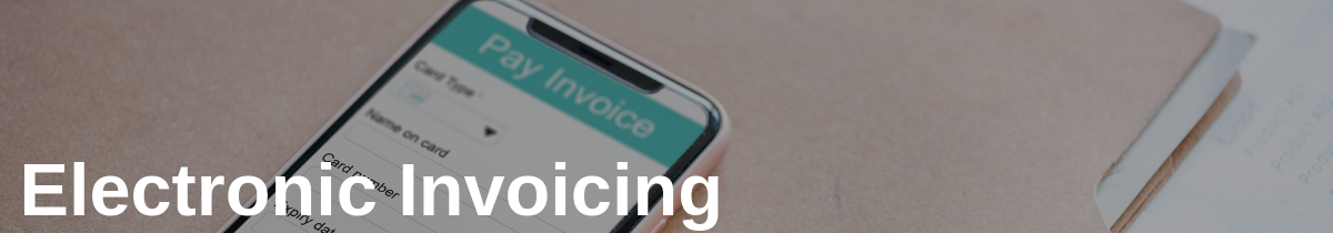 Electronic Invoicing in Transportation dispatch software