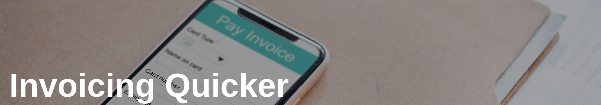 Invoicing Quicker in Delivery Management Software