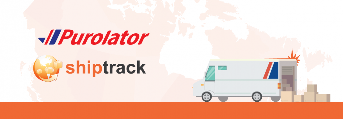 Purolator Selects ShipTrack For Logistics Management, Dispatch and Delivery Operations
