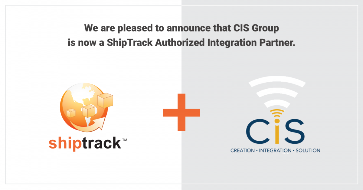 CIS Group Joins Shiptrack Partner Program
