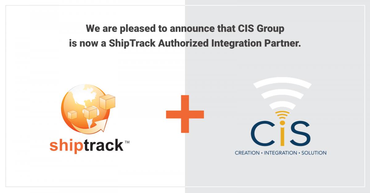 CIS Group Joins Shiptrack Partner Program