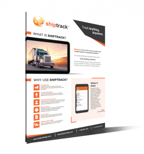 ShipTrack Brochure